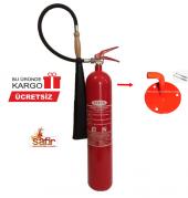 5 Kg Co2 (Karbondioksitli) Yangın Söndürme Tüpü ,söndürücü,cihazı