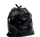 Siyah Dökme Çöp Poşeti 100x120 Cm 5 Kg