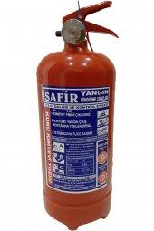 Yangın Söndürme Tüpü Söndürücü 2 Kg+4 Yıl Garantili