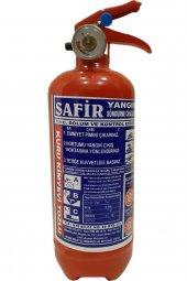 Yangın Söndürme Tüpü Söndürücü 1 Kg