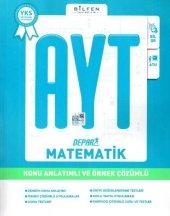 Bilfen Yayınları Ayt Depar Matematik Konu Anlatım Örnek Çözümlü