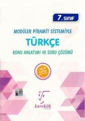 Karekök Yayınları 7. Sınıf Türkçe Konu Anlatımı Ve Soru Çözümü