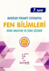 Karekök Yayınları 7. Sınıf Fen Bilimleri Konu Anlatımı Ve Soru Çözümü