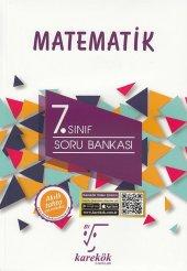 Karekök Yayınları 7. Sınıf Matematik Soru Bankası