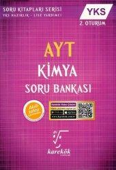 Karekök Yayınları Ayt Kimya Soru Bankası