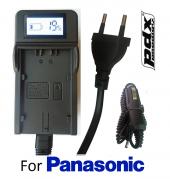 Panasonic D28 Batarya Şarj Aleti, Cihazı