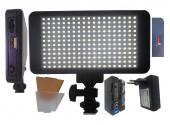 Kameralar İçin Led-228 Kamera Işığı, Led228 Kamera Tepe Lambası