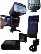 Lion Bataryalı Godox V860ıı N Flaş For Nikon
