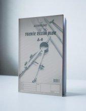 Teknik Resim Blok A 4