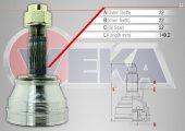 Aks Kafası Sol-Sağ Uyumlu Ön Dış Fiat Palio (178Bx) (178Dx) 1.6İ 16V