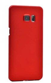 Samsung Galaxy S6 Kılıf Olix 3A Rubber Kapak -5