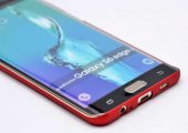 Samsung Galaxy S6 Kılıf Olix 3A Rubber Kapak -6