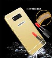 Samsung Galaxy S8 Plus Kılıf Olix Aynalı Bumper -4