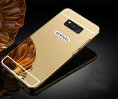 Samsung Galaxy S8 Plus Kılıf Olix Aynalı Bumper -5