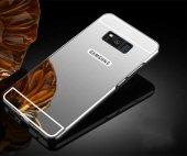Samsung Galaxy S8 Plus Kılıf Olix Aynalı Bumper -9