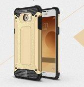 Samsung Galaxy C5 Pro Kılıf Olix Crash Silikon...