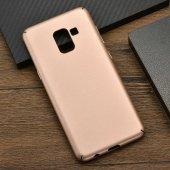 Samsung Galaxy A8 2018 Kılıf Olix 3A Rubber Kapak -8