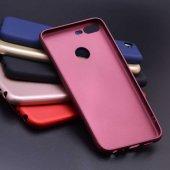 Huawei Honor 9 Lite Kılıf Olix Premier Silikon -6