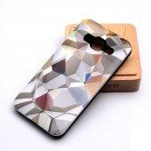 Samsung Galaxy J3 Kılıf Olix Piramit Silikon -6