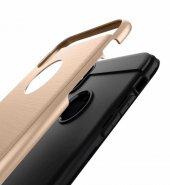 Apple iPhone X Kılıf Olix Kans Kapak -2