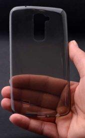 Lg K10 Ultra İnce Silikon Kapak 0 2 Mm