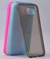Samsung Galaxy S7 Plus Ultra İnce Silikon Kapak 0 2 mm -5