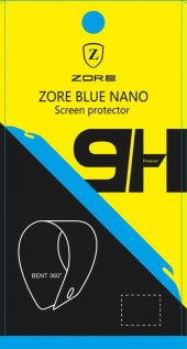 Samsung Galaxy A8 2018 Olix Blue Nano Ekran Koruyucu