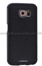 Samsung Galaxy S6 Kılıf Olix Metal Motomo Kapak...