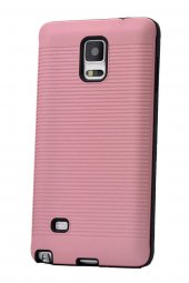 Samsung Galaxy Note 4 Kılıf Olix Youyou Silikon Kapak