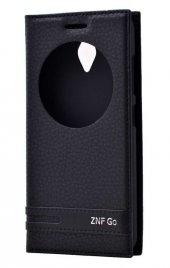 Asus Zenfone Go ZC500TG Kılıf Olix Elite Kapaklı Kılıf -2