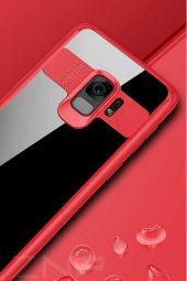 Samsung Galaxy S9 Plus Kılıf Olix Buttom Kapak