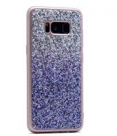 Samsung Galaxy S8 Kılıf Kırçıllı Silikon