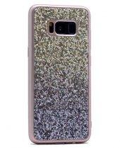 Samsung Galaxy S8 Kılıf Kırçıllı Silikon -4