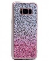 Samsung Galaxy S8 Kılıf Kırçıllı Silikon -6