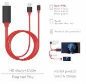Apple iPhone Lightning HDMI Kablo -2