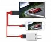Apple iPhone Lightning HDMI Kablo -4