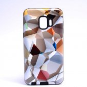 Samsung Galaxy J2 Core Kılıf Olix Piramit Silikon