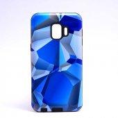 Samsung Galaxy J2 Core Kılıf Olix Piramit Silikon -5