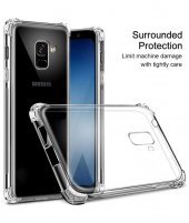 Samsung Galaxy J2 Pro 2018 Kılıf Nitro Anti Shock Silikon -6