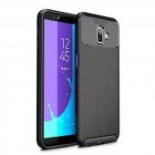 Samsung Galaxy J6 Plus Kılıf Olix Negro Silikon