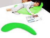 Yarım Boy Hamile ve Uyku Yastığı ( Yeşil )-2
