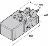 Vetus pis su tankı sistemi-2