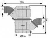 Vetus ağır hizmet tipi kompozit waterlock-2