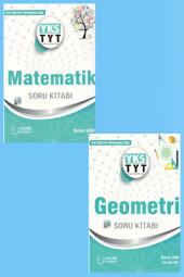 Palme Yayınevi YKS TYT Matematik Geometri Soru Bankası Seti