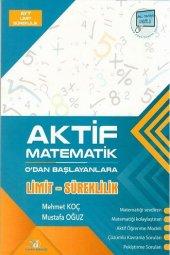 AYT Aktif Matematik 0' dan Başlayanlara Limit-Süreklilik Yayın D