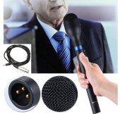 Profesyoneller İçin Röportaj Mikrofonu