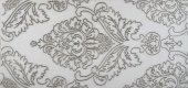BG06 Granitto Beyaz Zemin Gümüş İşlemeli 30x60cm Dekor-2