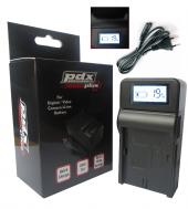 150 Led Kamera Işık Bataryası İçin Dijital Hızlı Şarj Cihazı