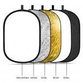 Hlypro 150x200 Cm Altın Renk Reflektör