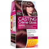 Loreal Casting Creme Gloss Saç Boayası 550 Böğürtlen Kızılı